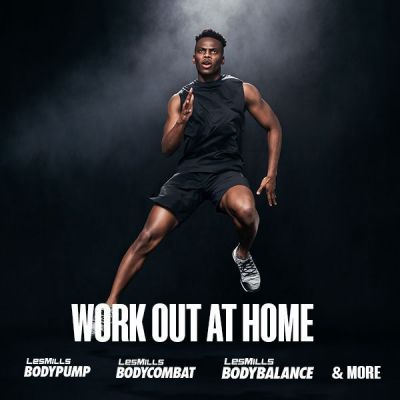 LOCKDOWN SERVICE 5 : LES MILLS ON DEMAND FREE