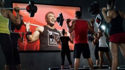 LES MILLS VIRTUAL CLASSES IM GYM LIPPSTADT